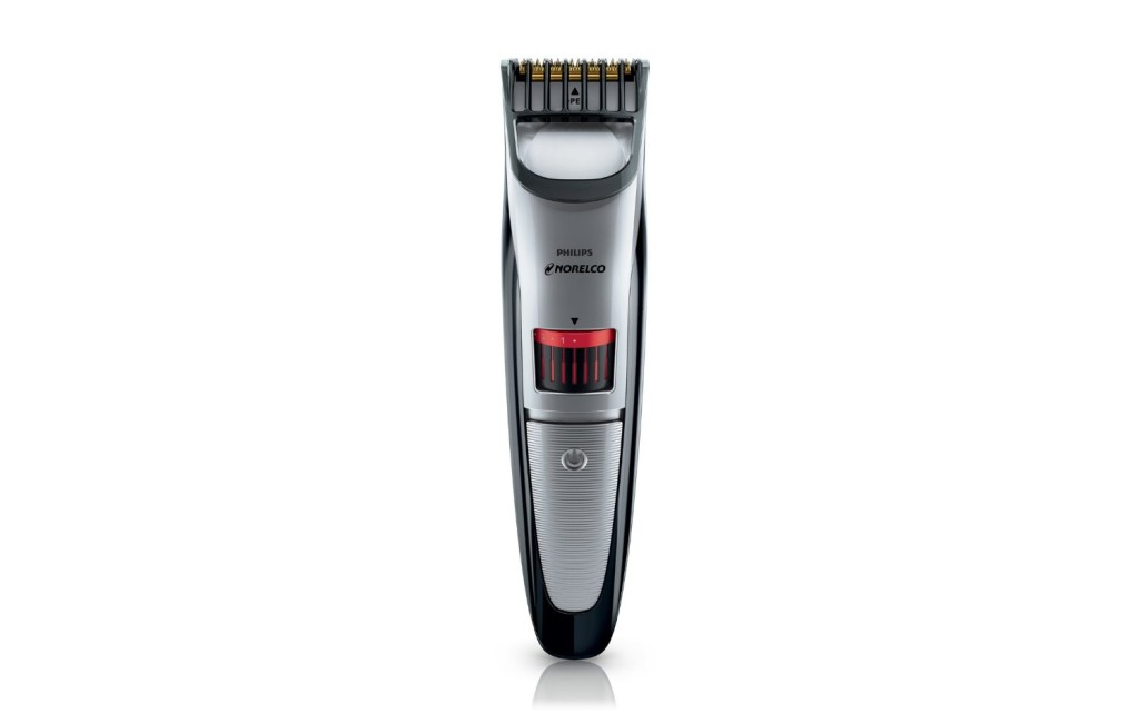 Philips Norelco BeardTrimmer 3500, cordless with adjustable length settings