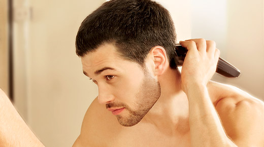 You Have To Cut Your Hair For It To Grow - How to cut men's hair by myself