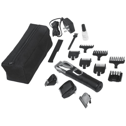 Wahl Lithium Ion All In One Grooming Kit