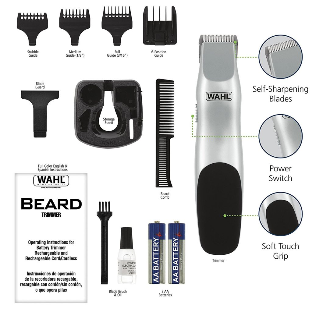 Wahl Beard Battery Trimmer